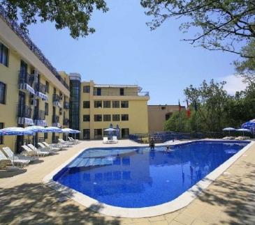 Болгария, Золотые пески. Отель THE BLUE SKY 3*