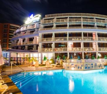 Болгария, Солнечный берег. Отель BOHEMI 3*