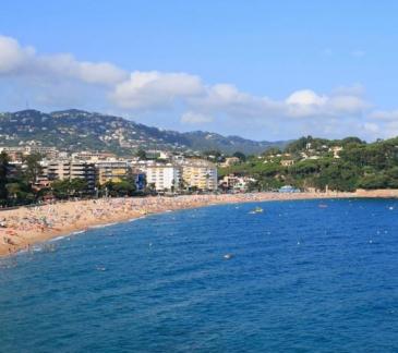 Испания, Коста Брава. Отель SURF MAR HOTEL 4*