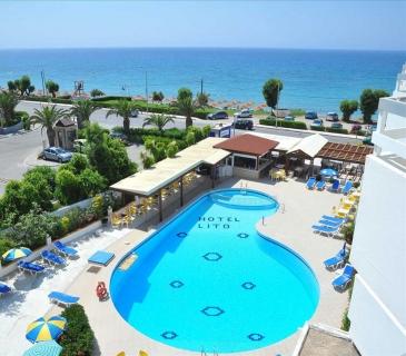 Греция, Родос. Отель Lito 3*