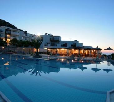 Греция, о.Крит. Отель SEMIRAMIS VILLAGE HOTEL 4*