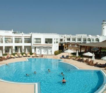 Египет, Шарм-эль-шейх. Отель  Melia Sinai 5*